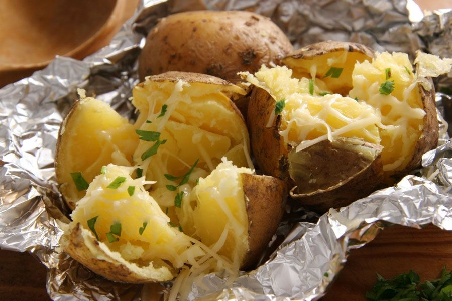 Bonfire Night Food Ideas Smart Restaurants App Foil Potatoes Bbq Recipes Recipes