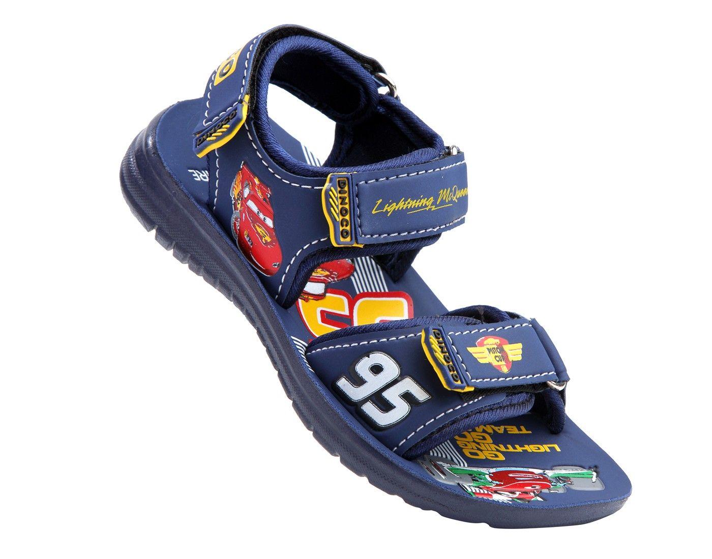 Vestire 4803 Boys Blue Cars Sandal