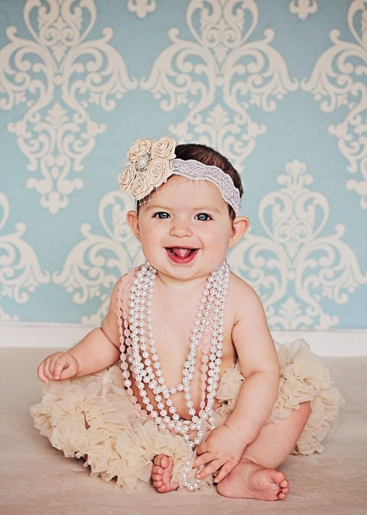 Babies Vintage Baby Girl Baby Girl Photos Baby Blue Background