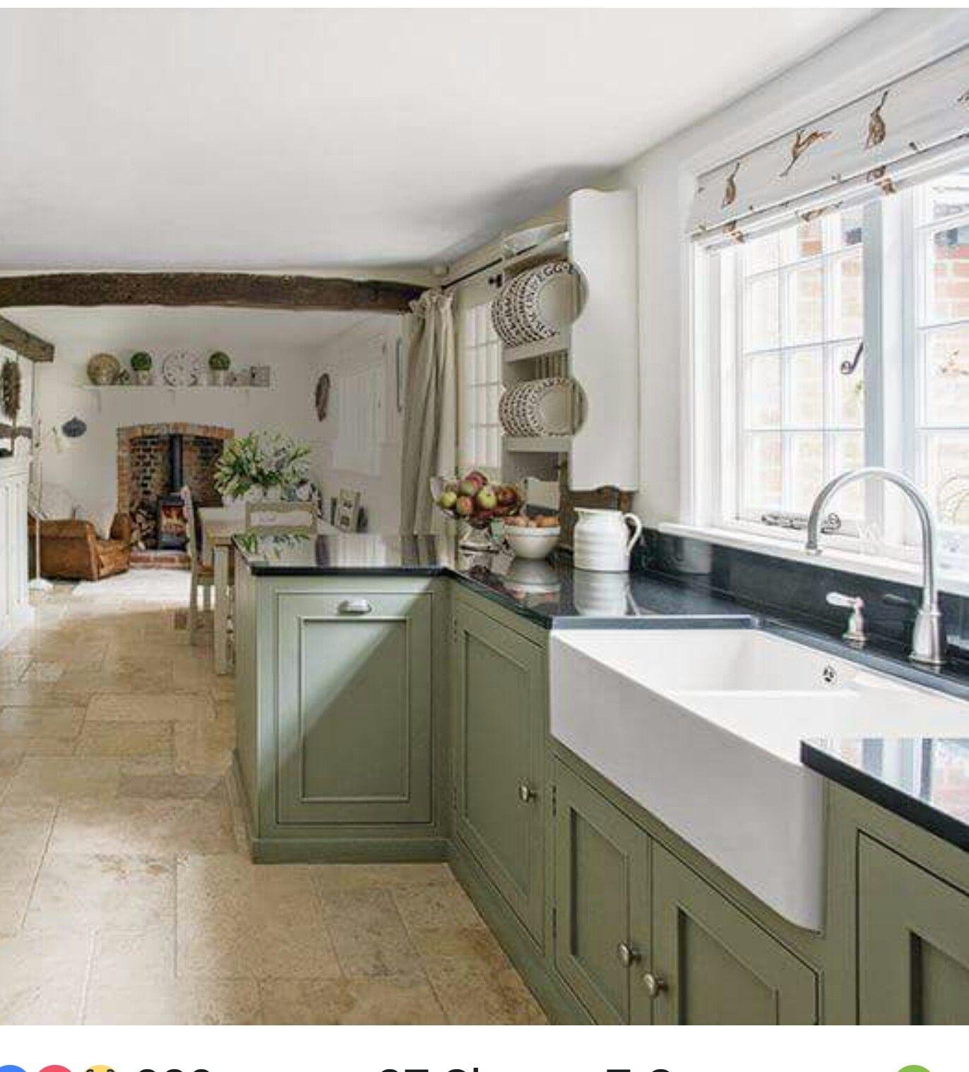 White Cottage Style Interiordesign: Pin By Trevor Jones On Kitchen