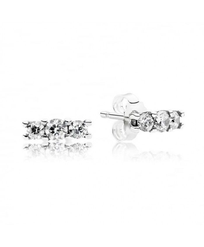 Pandora 290725cz Sparkling Elegance Stud Earrings