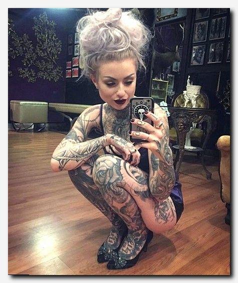 clitoris tattoo girl naked