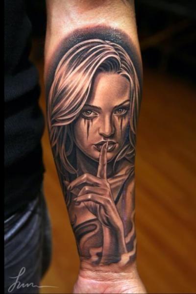 Resultado De Imagem Para Tatuaje De Catrina Para Hombre Engel