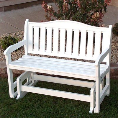 Prairie Leisure Aspen Garden 4ft. Porch Glider