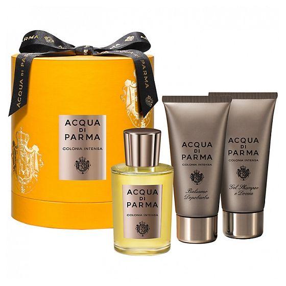 Acqua Di Parma Colonia Intensa Oud Gift Set Spa And Salon