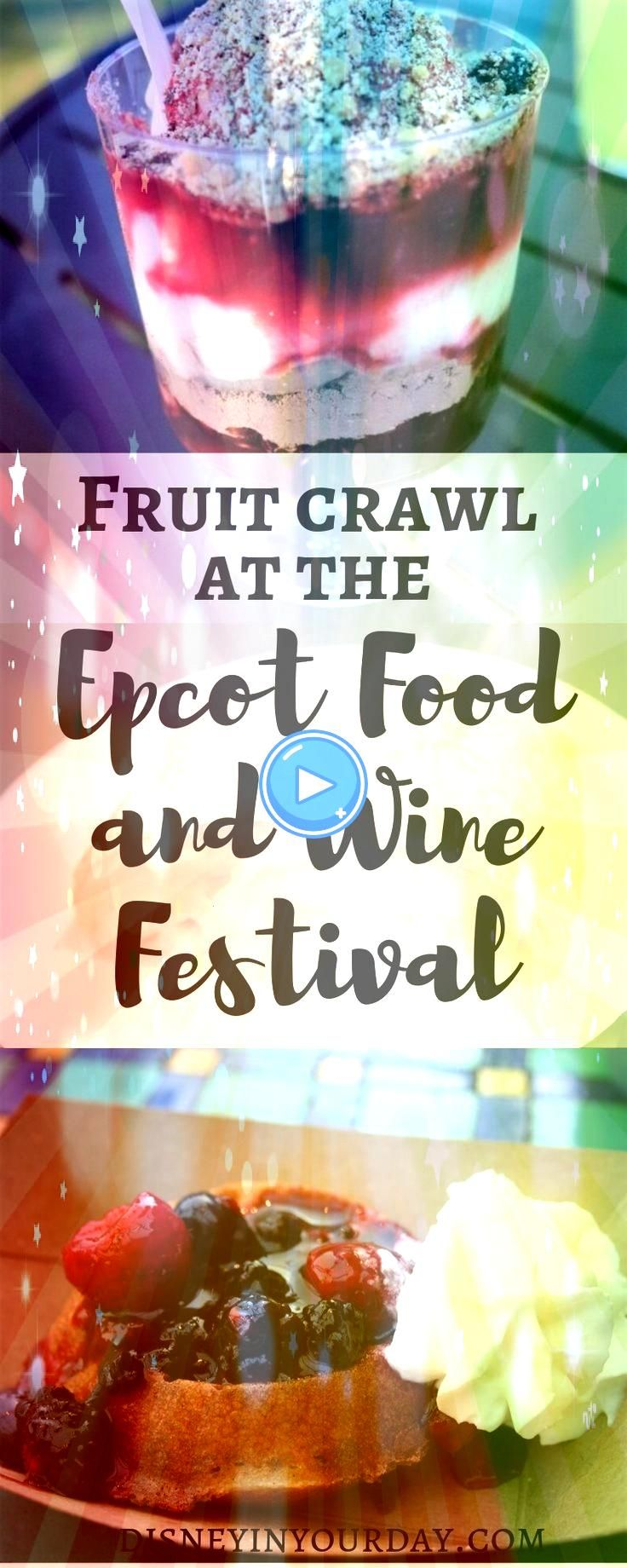 Food and Wine Festival Obst Crawl  Disneyside Epcot Food and Wine Festival Obst Crawl  Disneyside  17 Pioneer Woman Dinner Recipes That Are Quick Easy and Delicious via P...