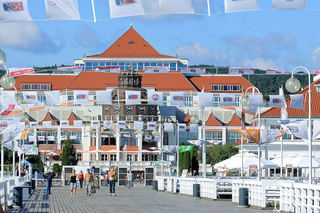 Sopot / Founded in the mid-17th century, often called the Monte Carlo of the north