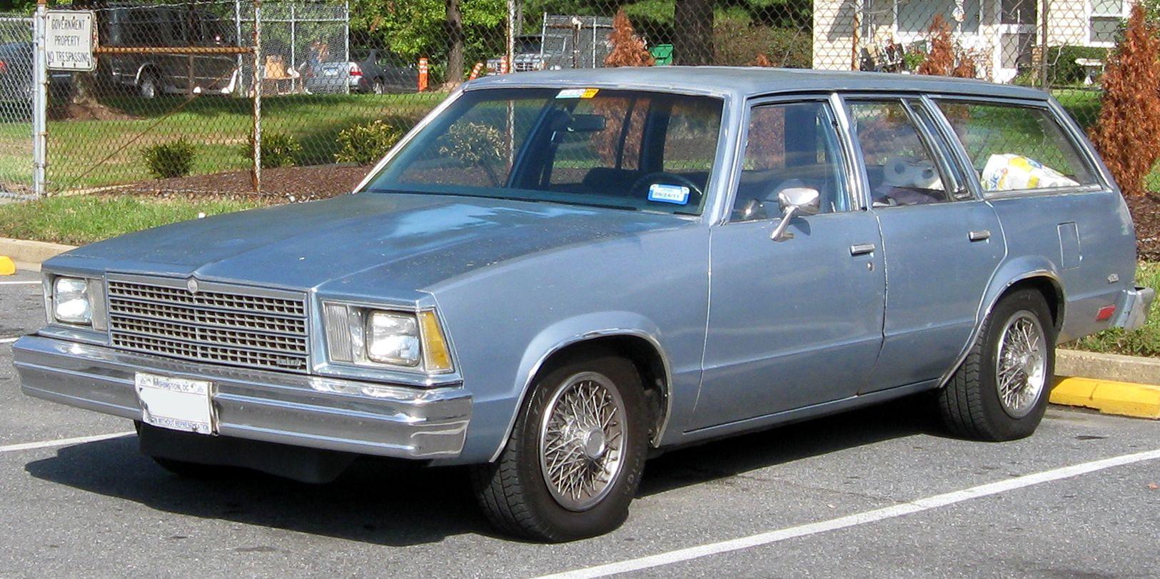 1980 Chevy Malibu Wagon Chevrolet Malibu Chevrolet Chevelle