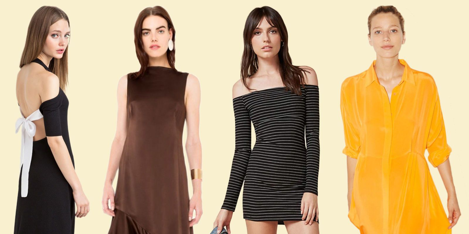 15 Fall Date-Night Dresses Because Making Decisions on Tinder Is Hard Enough http://ift.tt/2b4IZ7k #MarieClaire #Fashion