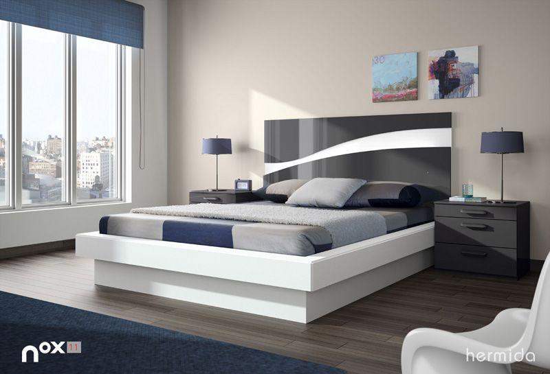 NOX 11 - Bedroom furniture cabecera Pinterest Camas - cabeceras de cama modernas