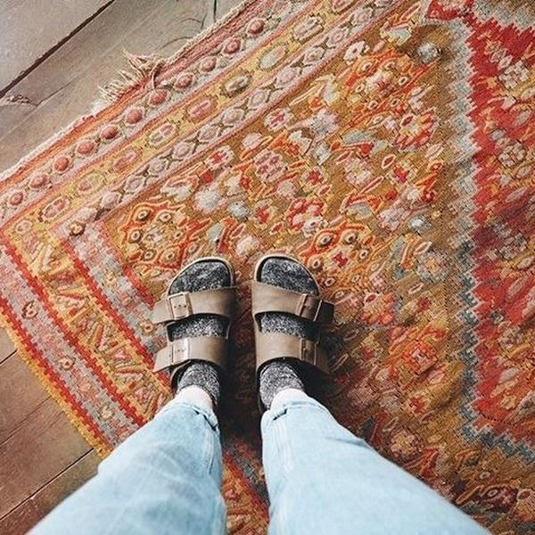 Uoonyou Urban Outfitters Birkenstock With Socks Birkenstock Outfit Socks And Sandals