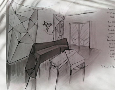 """Check out new work on my @Behance portfolio: """"living room"""" http://be.net/gallery/53599707/living-room"""