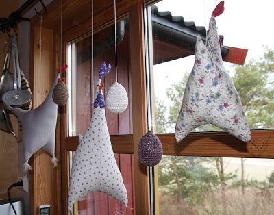 porte Violet: nouveaux rideaux de la cuisine !!!!!