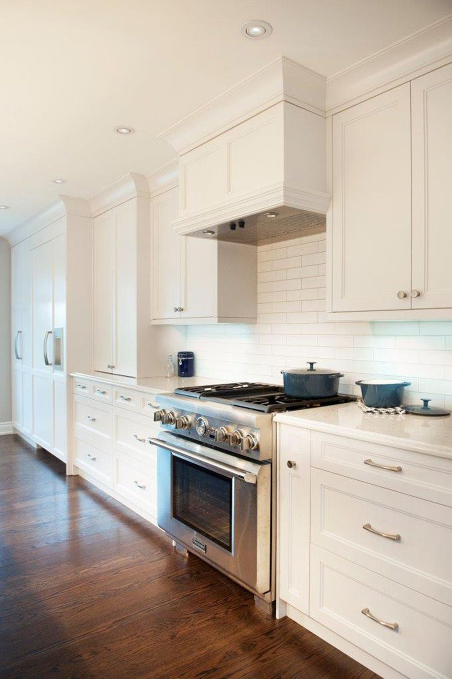 A Dream Home Renovation Complete with Oversized Kitchen Island ...
