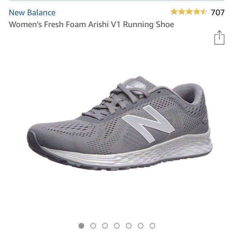 3cb78df3ee4e Womens New Balance Arishi V1 Running Shoe Size 5  fashion  clothing  shoes