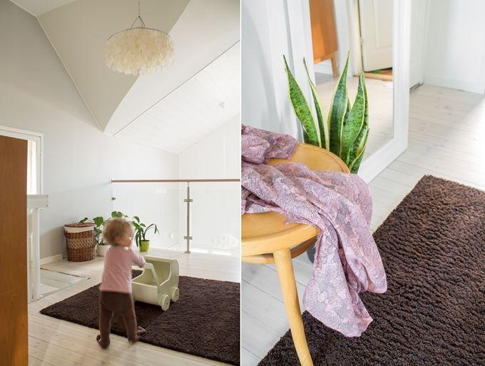 Aula ennen ja jälkeen - remontin tulos  Remontti, renovation   www.tohkeissaan.fi