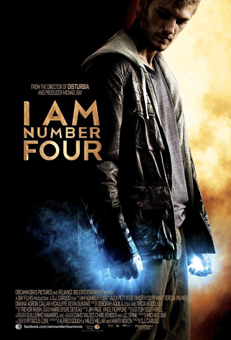 Dia 65 Eu Sou O Numero Quatro Filmes Completos E Dublados Posteres De Filmes Filmes Completos