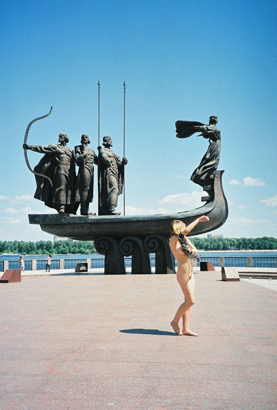 Kiev, Ukraine - by Sasha Kurmaz - for Global Yodel