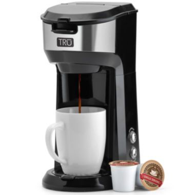 Tru Dual Brew Coffee Maker Found At Jcpenney
