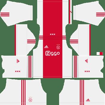 Dream League Soccer Kits Afc Ajax 2018 19 Kit Logo Url Soccer Kits Afc Ajax Ajax