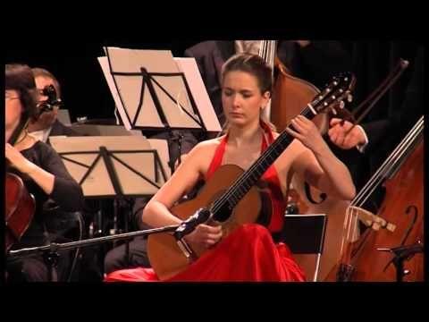 Wiktoria Szubelak (Concierto de Aranjuez - Adagio) - Joaquin Rodrigo