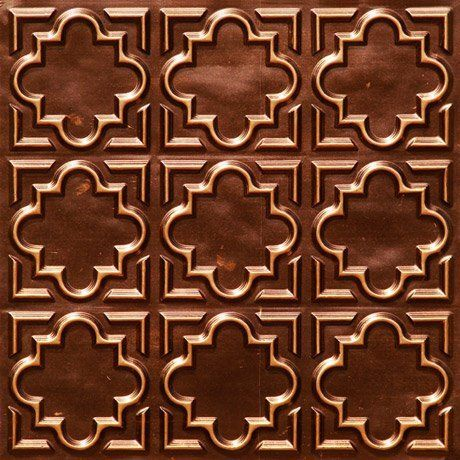 Decorative Plastic Ceiling Tiles Prepossessing Cheape Discounted Decorative Plastic Ceiling #142 Antique Copper Decorating Design