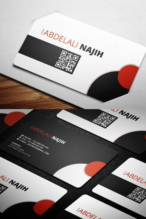 Business Cards Template Design