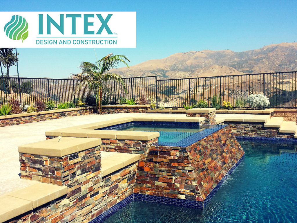 Join us on Twitter: @IntexDandC Luxury Pool and Spa ... on Southern Pools And Outdoor Living id=58232