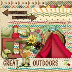 Great Outdoors Mini Kit ⊱✿-✿⊰ Join 4,700 others follow the Free Digital Scrapbook board for daily freebies. Visit GrannyEnchanted.Com for thousands of digital scrapbook freebies. ⊱✿-✿⊰
