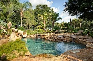 Villa Floride, Etats-Unis #vacances #location #piscine