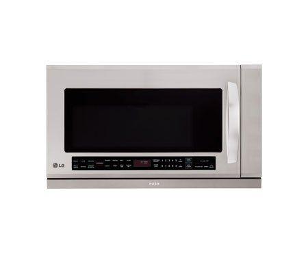 Black Friday 2014 Lg Otr 2 0 Cf 1100 Watt Microwave Stainless Steel From Lg Cyber Monday Over The Range Microwaves Range Microwave Microwave Oven