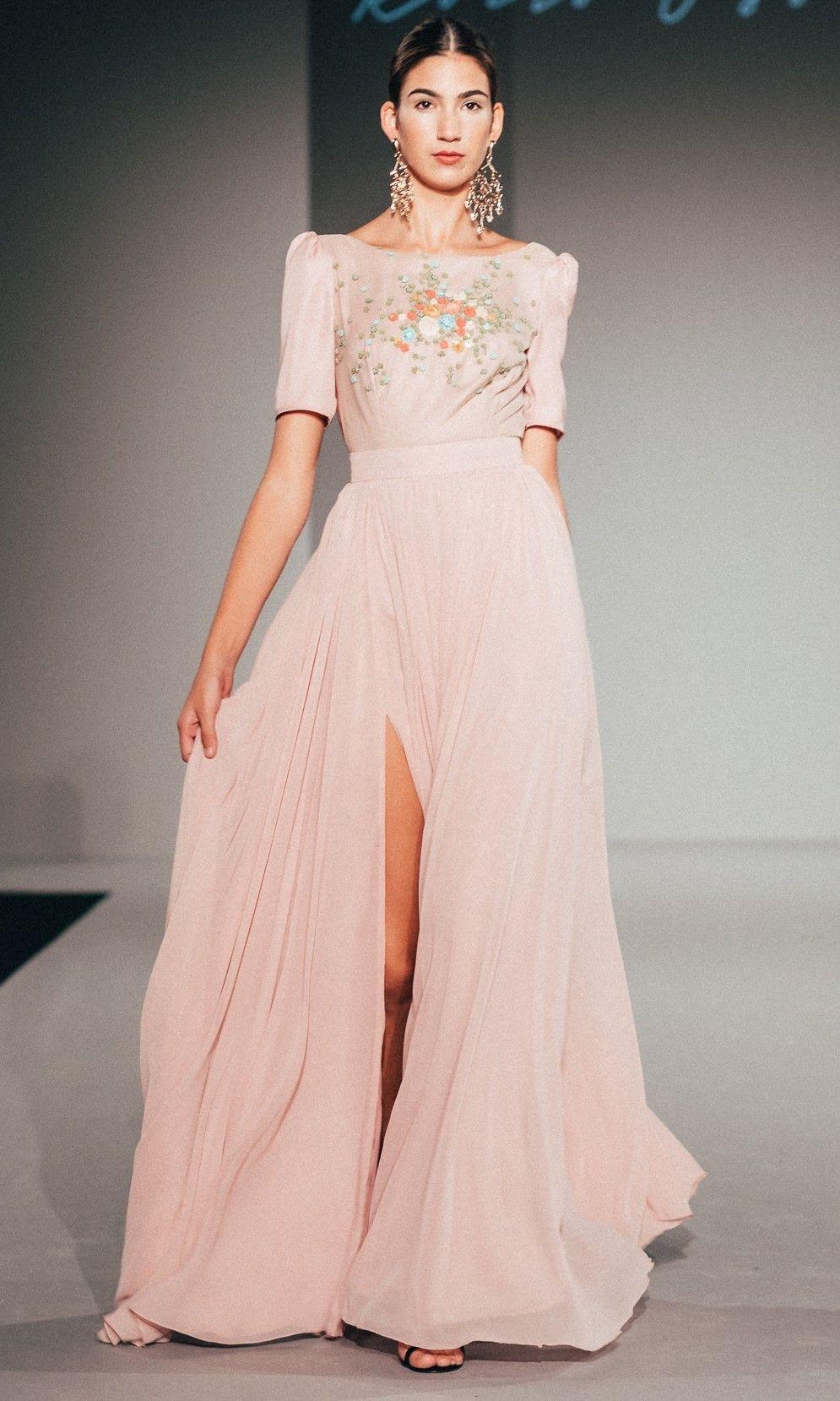 Vestido noelia | Pinterest | Rocio osorno, Diseñadores de moda y Noelia