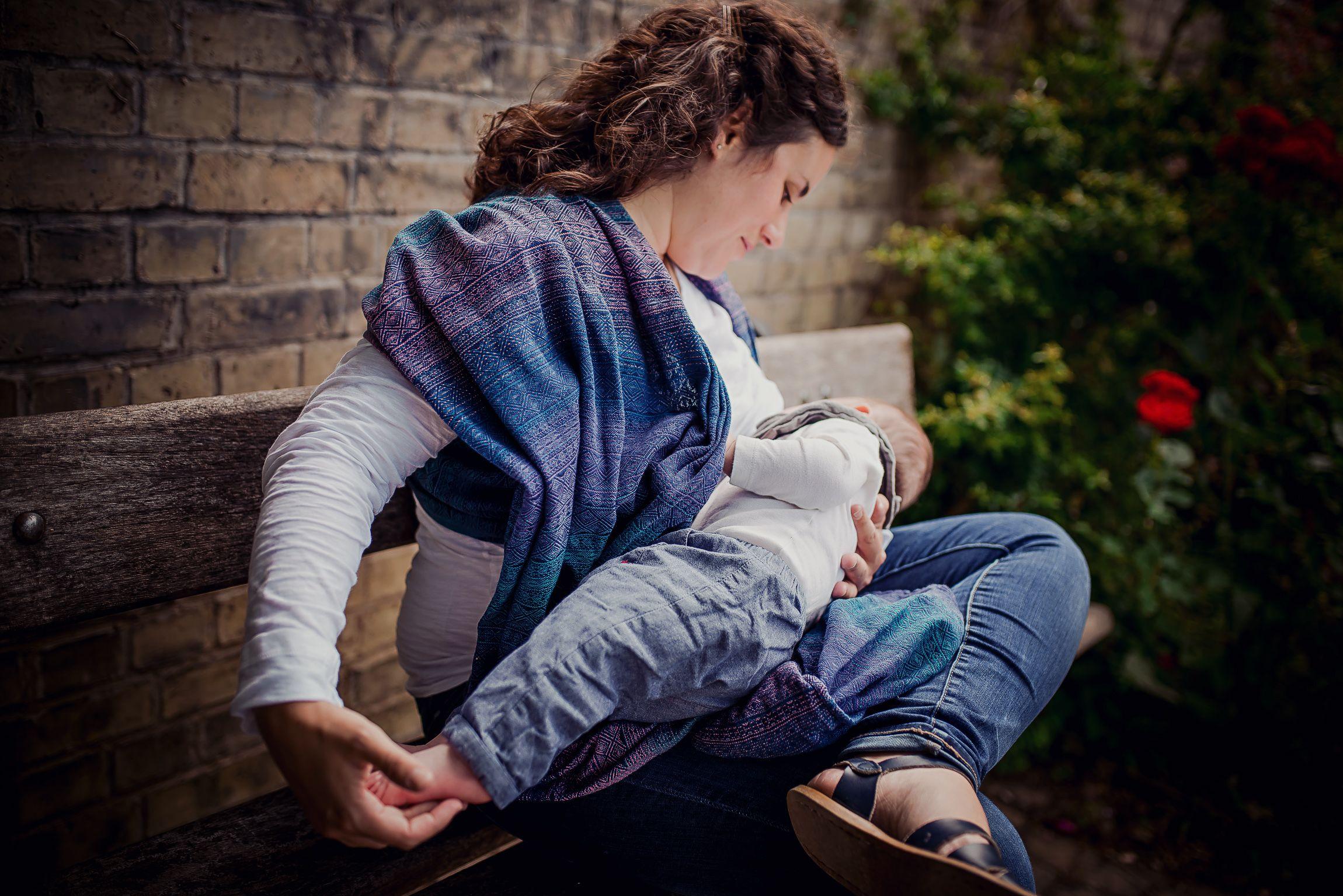 Baby Wrap Sling Prima Sole Occidente Babywrap Didymos Didymos