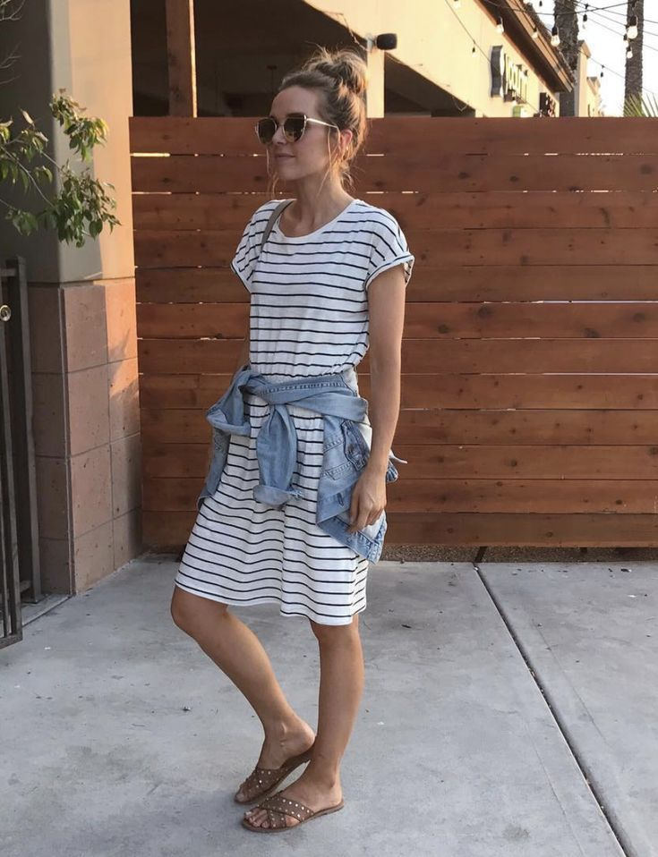 20 Functional But Cute Stay At Home Mom Outfits for Summer | Merrick's Art