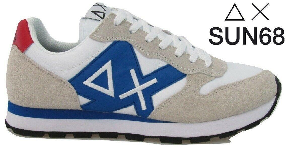GAUDì Scarpe Uomo Sneakers Estive Tela Stile Moda Leggere SPORT HIP HOP SKATE