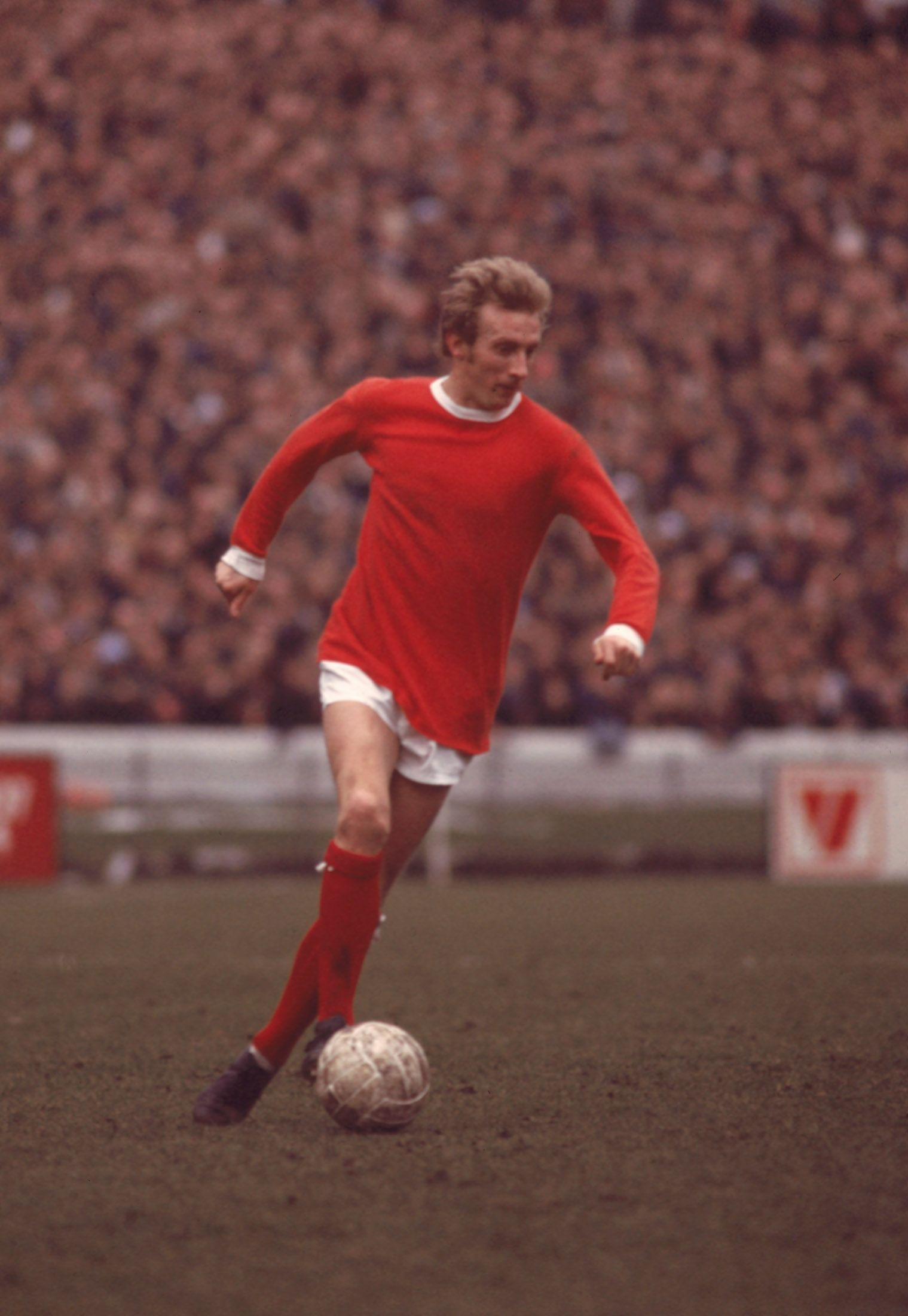 The 100 Best Footballers Of All Time With Images Denis Law