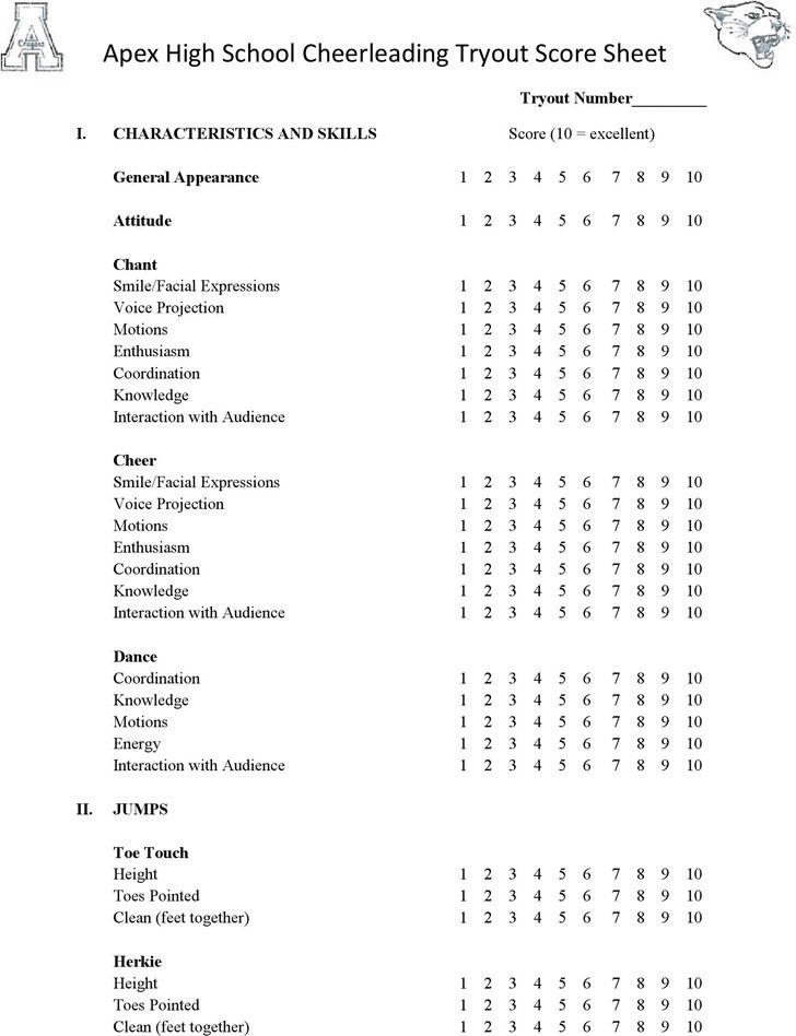 ahs-cheer-score-sheetjpg (728×948) Ladypurple88--#13--MISC - cheerleading tryout score sheet
