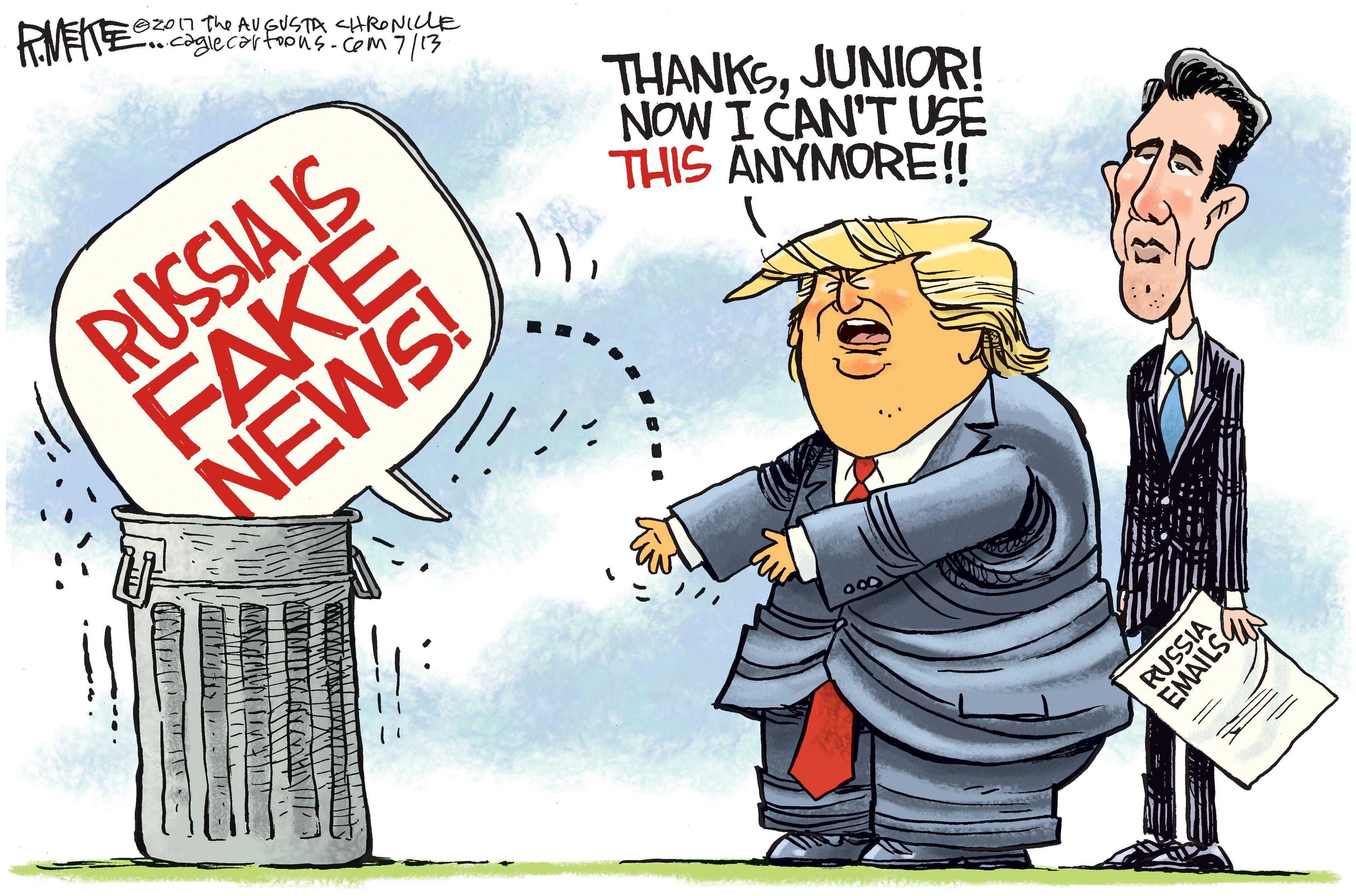Pin On Cartoons Donald Trump Jr