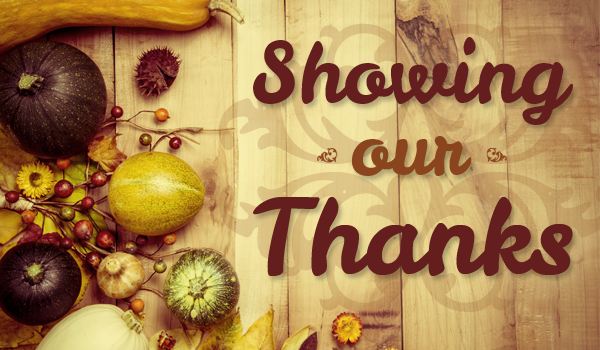What Were Thankful For at PrintFirm.com   PrintFirms Blog