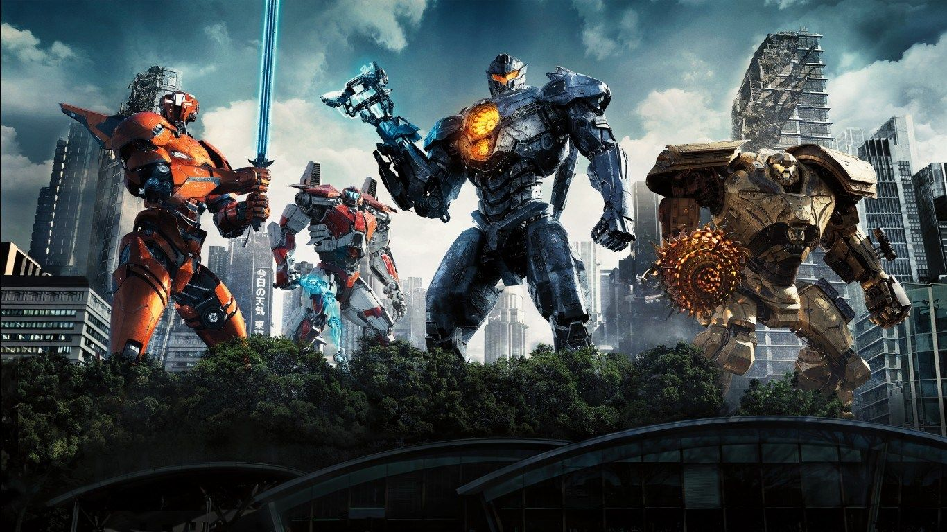 Gipsy Danger Pacific Rim Hd Wallpapers Pacific Rim Movie Pacific Rim Hd Wallpaper
