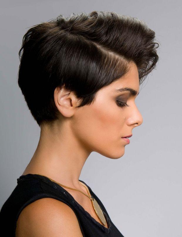 50 coupes courtes à oser Coupe de cheveux qui rajeunit