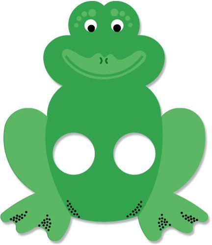 frog finger puppet template - printable finger puppets finger puppets finger fa