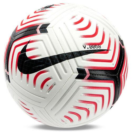 Nike Premier League Strike Round Soccer Football Ball White Cq7150 100 Size 4 5 In 2020 Football Ball Soccer Premier League