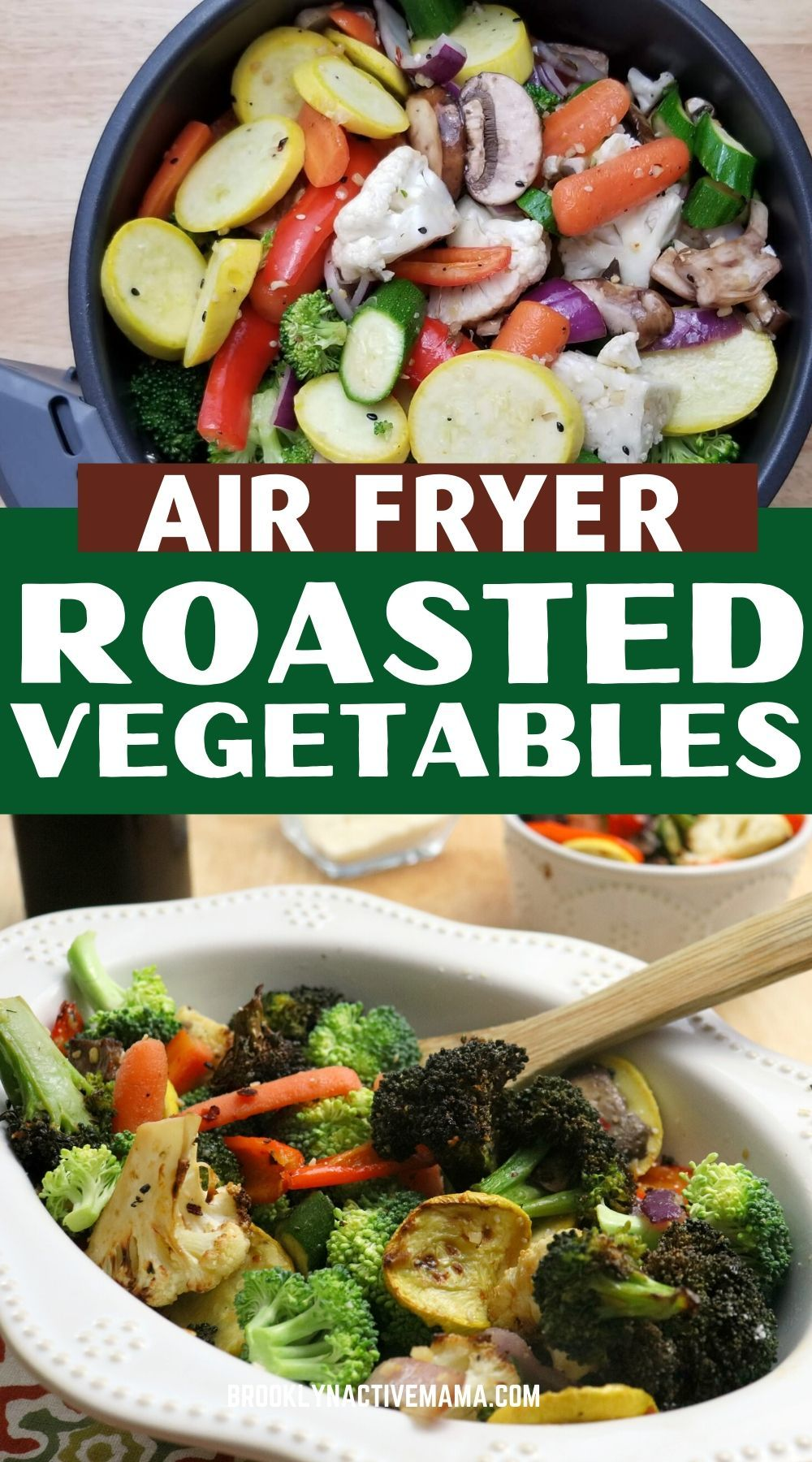 Super Easy and Delicious Air Fryer Vegetables Recipe in
