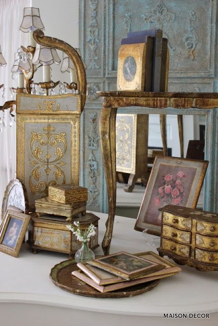 Maison Decor Florentine Accessories And My French