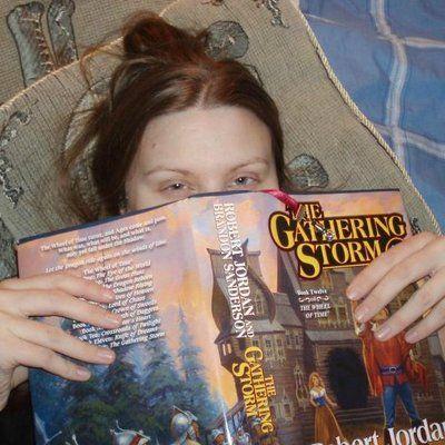 Blodeuedd @blodeuedd83 I review books: fantasy, paranormal, UF, HR, romance, historical ,fiction     Say hi so I can follow you back   Finland  books-forlife.blogspot.com