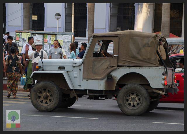 Myanmar Style Jeep Myanmar Burma Travel Photobog Join Us On