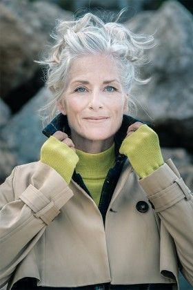SILVER - Agentur für Topmodels über 40 - Paris #aginggracefully