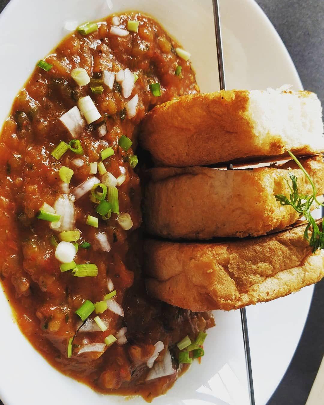 Any Pav bhaji lover here? My all time favorite 😋😋😋😋 #sandwich #mumbaifoodlovers #indianfoodbloggers...