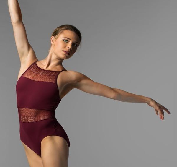 Pre-order Sara Mearns So Danca Bodysuit RDE-1712 Microfiber Avail 5 Colors